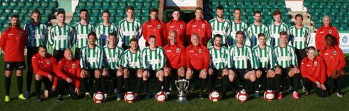 2015-2016 Squad